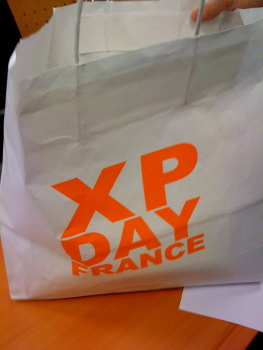 XP Day bag 1